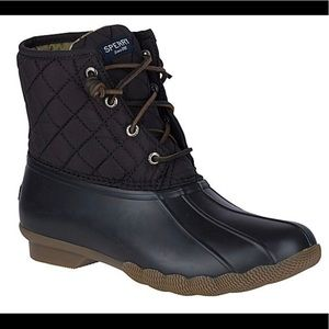 Sperry Women's Quilted Duck Boots